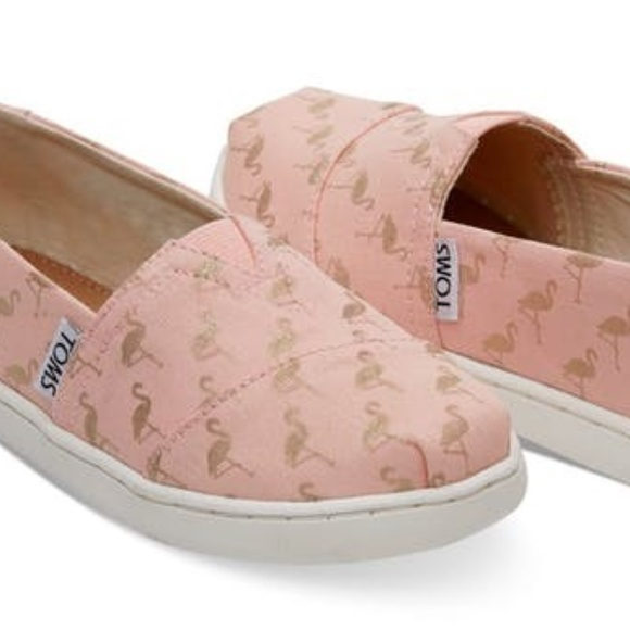 d76cc4c960d Toms Flamingos Women s Classics Size 8. M 5a42a24ef9e501ce8005f5b9